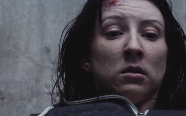 Essayez simplement de ne pas vous frayer un chemin à travers ce court-métrage d'horreur incroyablement tendu