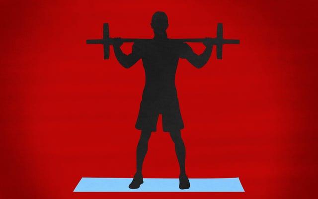 Perché gli squat sono il miglior esercizio di rafforzamento della forza per le gambe