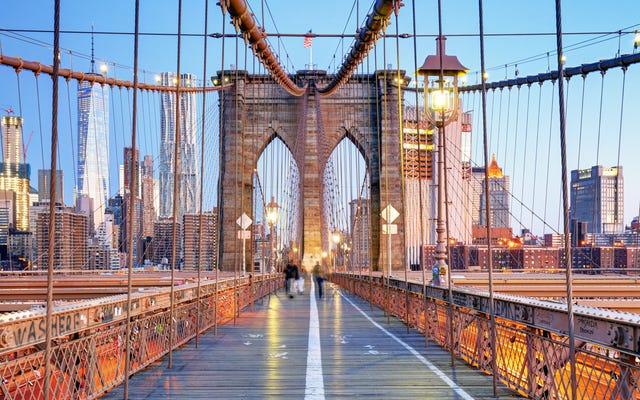 Realice un viaje virtual a Nueva York con estos recorridos gratuitos
