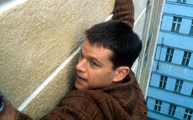 Un nuovo franchise d'azione è Bourne