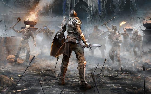 Mẹo chơi Demon's Souls trên PS5