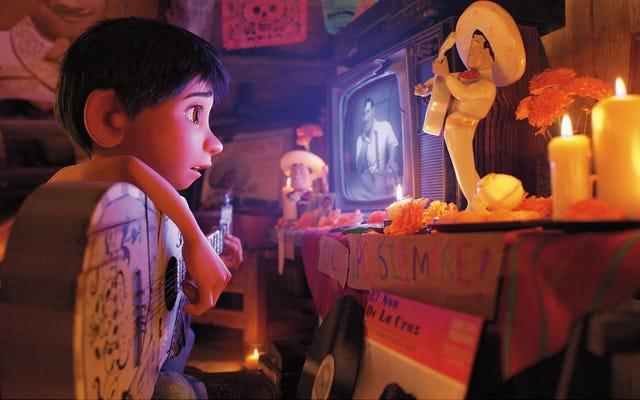 Pixar'ın 'Coco' Mayıs'ta Netflix'e Geliyor