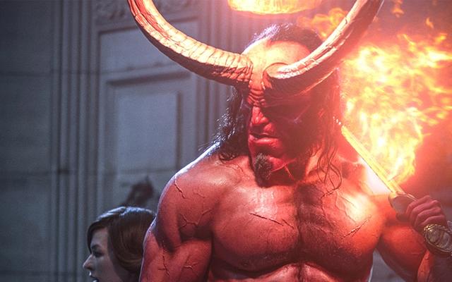 Oh Boy, les débuts au box-office de Hellboy sont l'enfer