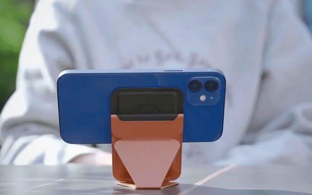 हम अंत में कुछ महान MagSafe सहायक उपकरण देखना शुरू कर रहे हैं, लेकिन वे Apple से नहीं आ रहे हैं