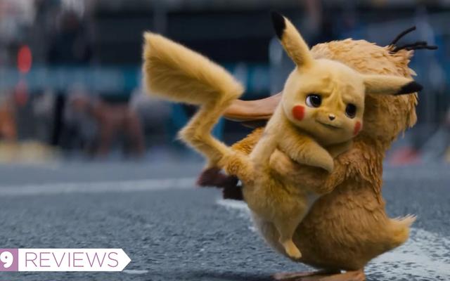 Le détective Pikachu est presque trop mignon pour son propre bien