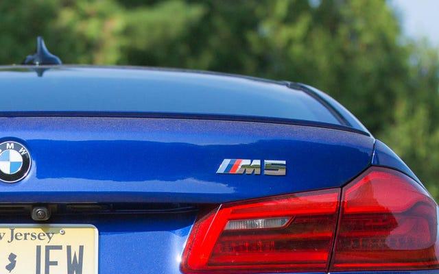 Le auto ibride BMW M stanno arrivando