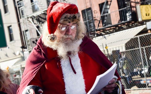 Esta red neuronal que escribe villancicos quiere desearle una 'Navidad apresurada'