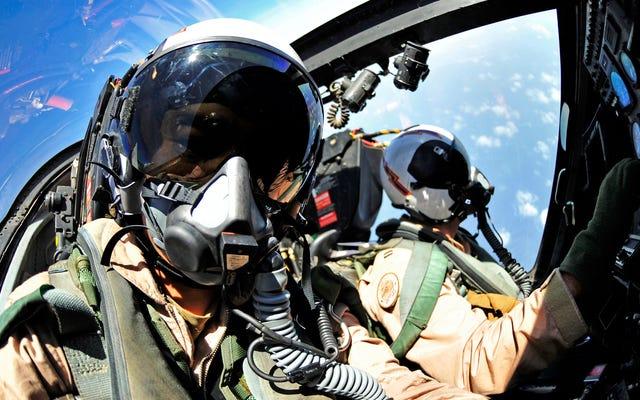 Confesiones de un oficial de guerra electrónica Growler EA-18G de la Armada de EE. UU.