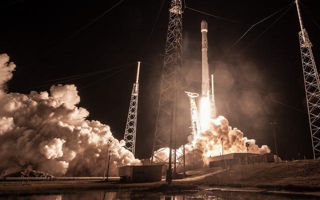 秘密のズマスパイ衛星が「全損」を宣言したとしての憶測が横行