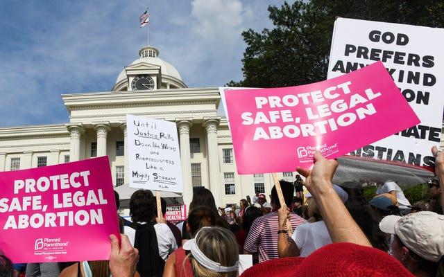 Судья заблокировал запрет на аборты из-за коронавируса в Алабаме