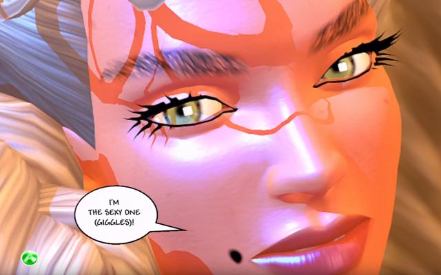 I giochi indie di Xbox Live avevano un po 'di malumore davvero strano