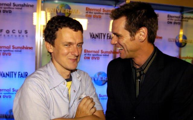 Jim Carrey và Michel Gondry tái hợp nhóm cho loạt Showtime mới