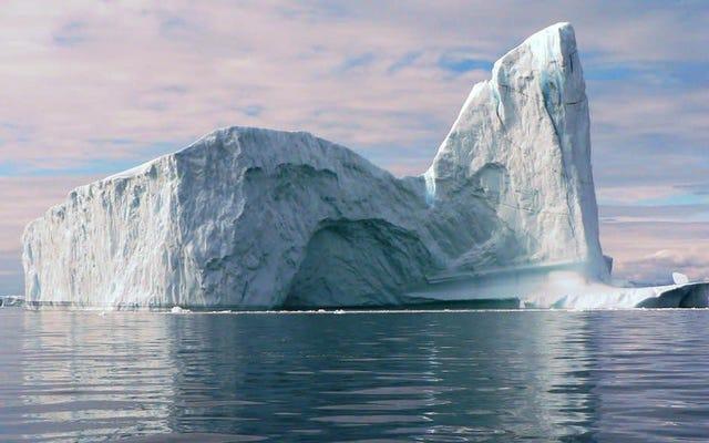 Grenlandia traci teraz lód sześć razy szybciej niż w 1980 roku