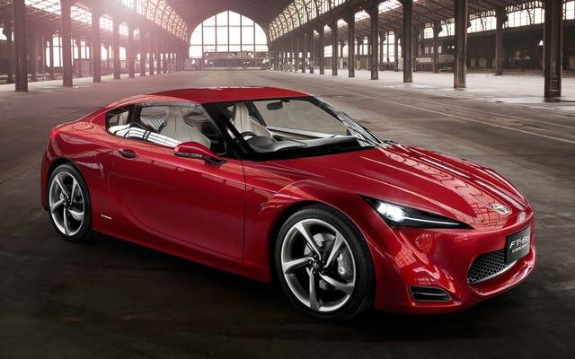 अगली पीढ़ी के 86 स्पोर्ट्स कार सहित छह नए टोयोटा मॉडल का विवरण अभी-अभी लीक हुआ है