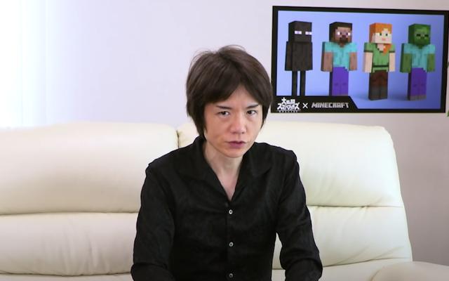Masahiro Sakurai's Hardest Smash Bros. Challenge: Minecraft Music