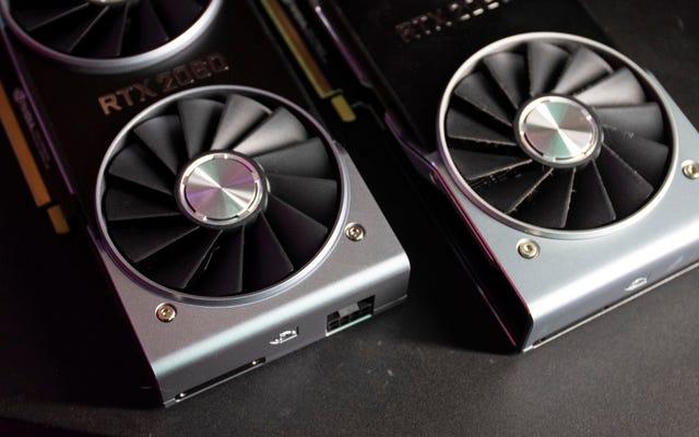 Nvidia चिप शॉर्टेज स्क्वीज पीसी मेकर्स के रूप में आउटडेटेड जीपीयू को फिर से जारी करना है