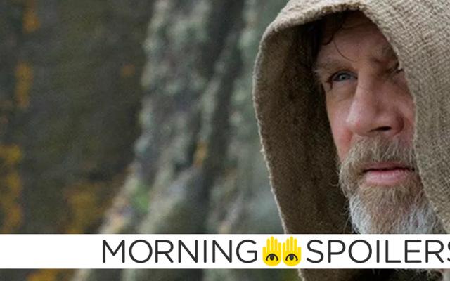 Mark Hamill ha un grosso problema con Luke Skywalker in Gli ultimi Jedi