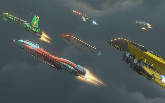 เรือต่อต้านสตาร์วอร์สสามลำอยู่ใน The Rise of Skywalker
