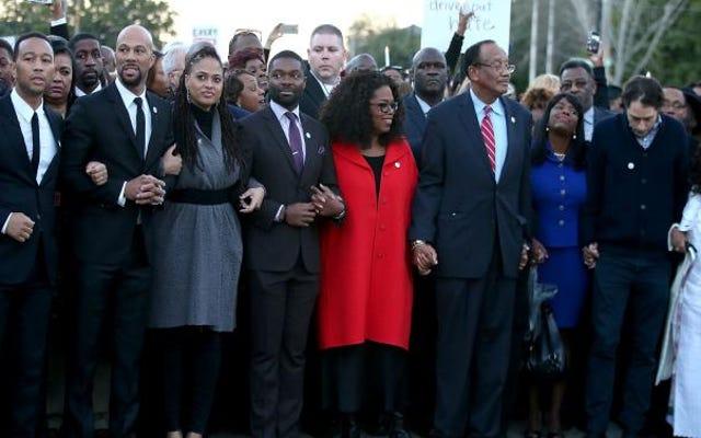 """Wyborca Oscara mówi, że Selma odrzuca to, ponieważ """"nie ma w tym żadnej sztuki"""""""