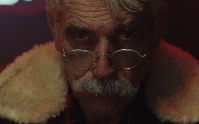 ファンタジア映画祭からの2回目の派遣で、サムエリオットがヒトラーを殺し、次にビッグフットを殺します