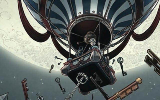 सुपरनैचुरल कॉमिक लोके एंड की एक शॉट के लिए वापसी कर रहा है, और हाँ टीवी शो अभी भी हो रहा है
