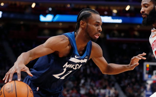 Andrew Wiggins Cập nhật: Ah, Hm, Well, The Thing Is