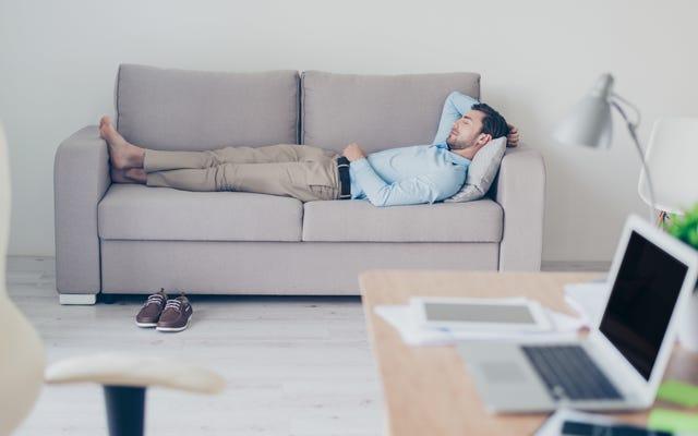 休息は仕事と同じくらい生産的です