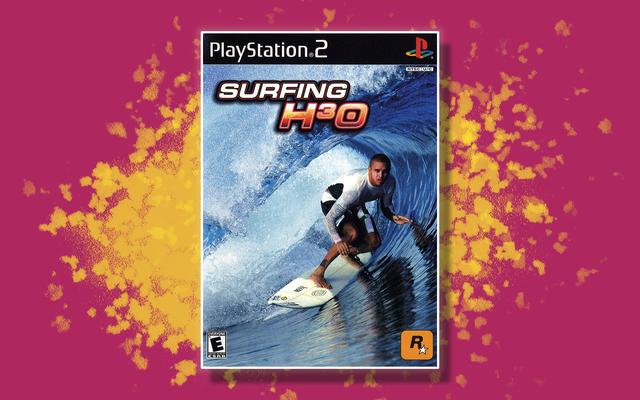 19年前にリリースされたSurfingH30はロックスターの最悪のゲームです