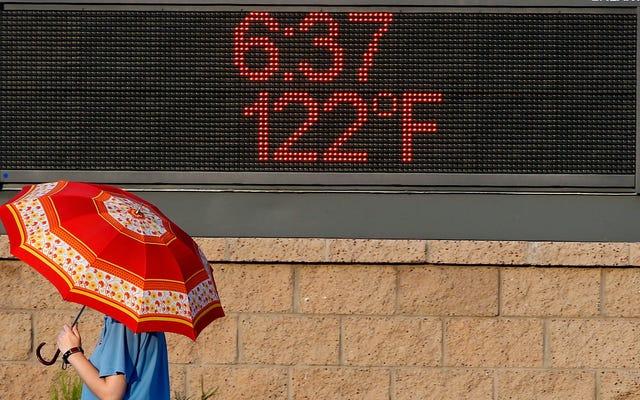 Un clima más cálido matará a los estadounidenses de formas inesperadas, según un estudio