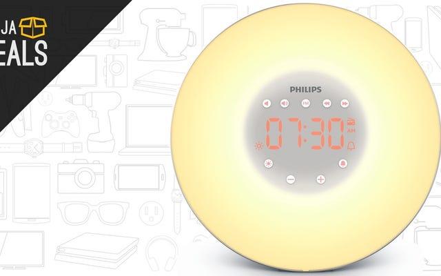 フィリップスの人生を変えるウェイクアップライトが発売され、FMラジオが登場