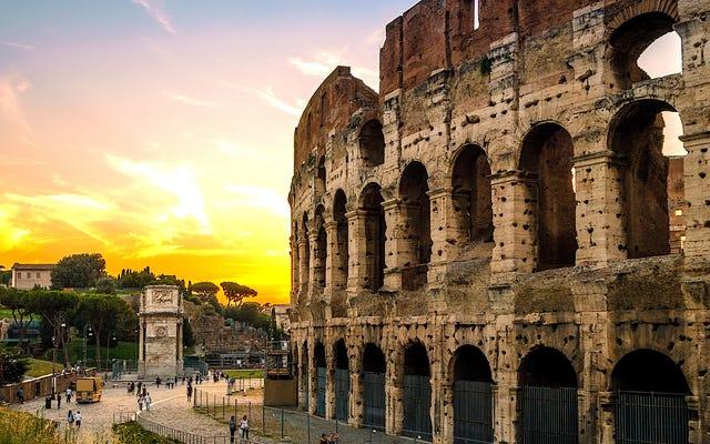 Bu İtalyan Havayolu Artık Roma'da Ücretsiz Duraklama Sunuyor