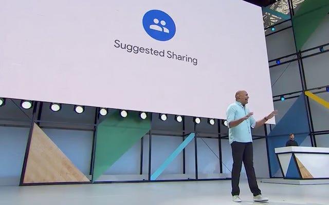 Googleフォトは、Googleがあなたを所有しているというフレンドリーなリマインダーを提供します
