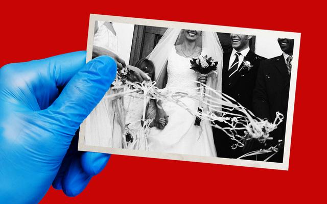 """""""Düğün Fotoğraflarım"""" Normal """"Olarak Sahip Olduğum Son Fotoğraflar"""