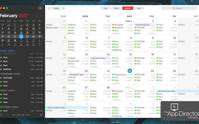 Najlepsza aplikacja kalendarza na komputery Mac
