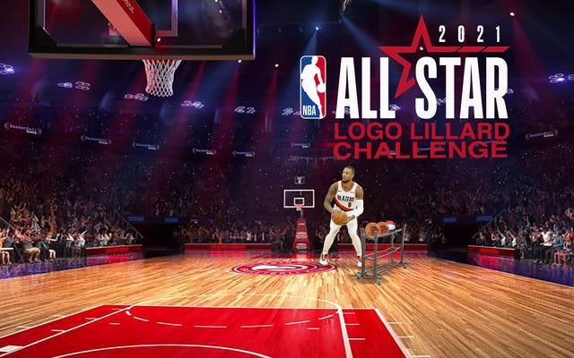NBAは、「ロゴリラード」オールスター大会を開催して、誰がそのアクションを深く理解しているのかを確認する必要があります。