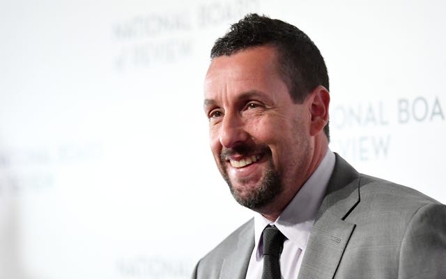 Adam Sandler's going to outer space with Chernobyl director Johan Renck