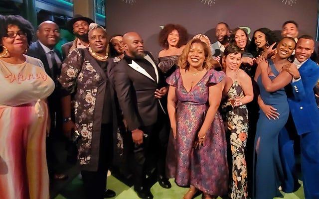 L'abbiamo fatto: il Gala Root 100 del 2019 ha celebrato un decennio di eccellenza nera