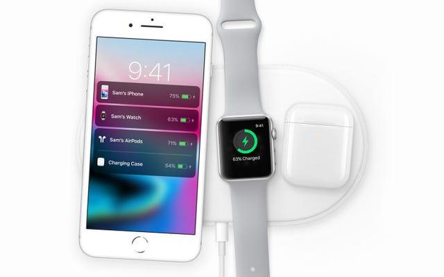 Attendez, qu'est-il arrivé à Apple AirPower?