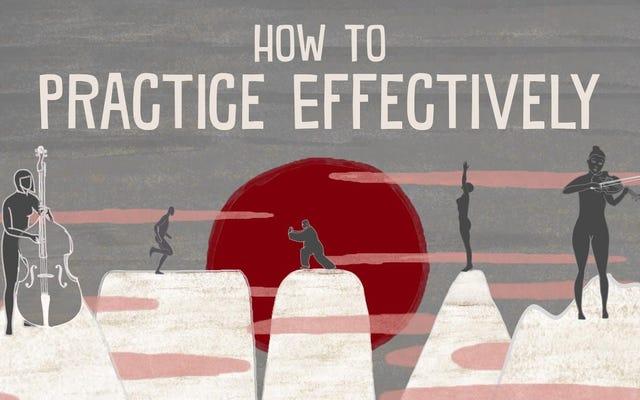 Les quatre clés d'une pratique efficace