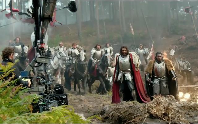 Inilah Raja Arthur dan Ksatria-Nya yang Bersantai di Transformers 5 Set
