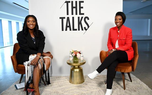 Les fashionistas Nikki et Lola Ogunnaike sont bien adaptées avec un nouveau podcast soutenu par IMG