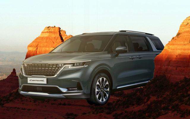 起亜自動車は、セドナミニバンの名前を「カーニバル」に変更することで、アリゾナ州全体を取り上げます。
