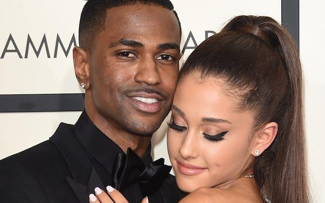 Ariana Grande se separa de la niñera adolescente Big Sean