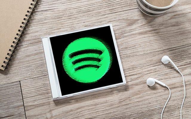 Jak dodać swoje stare płyty CD do Spotify