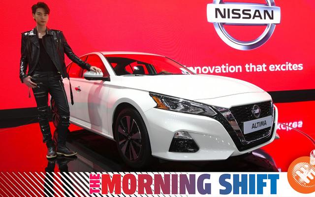 Inilah Rencana Pemulihan Nissan