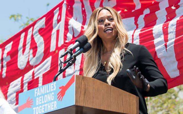 トランスジェンダーの殺人被害者を誤って性別したジャクソンビル警官のラバーン・コックス:「不正の上に不正」