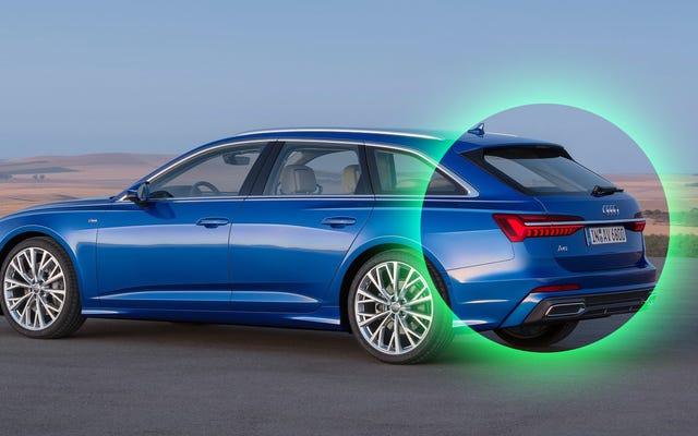 Audi A6 Avant Daha Az Wagon-y Almaya Devam Ediyor