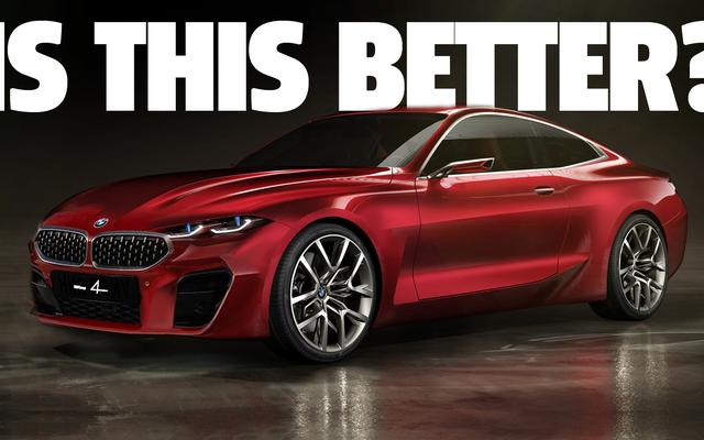 BMW ควรทำให้ตะแกรงไตกว้างขึ้นไม่ให้สูงขึ้น
