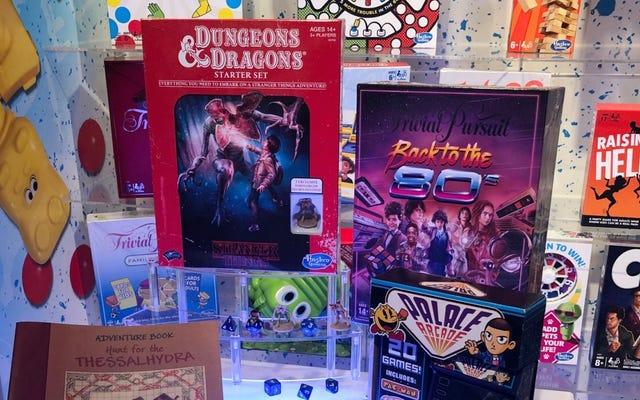Les 10 trouvailles de jeux de table les plus cool de Toy Fair 2019