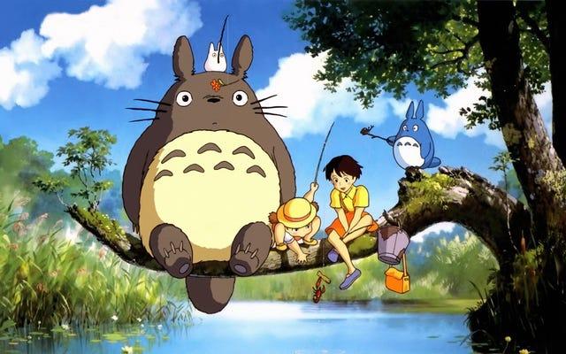 GhibliStudiosが宮崎の傑作トトロに捧げるテーマパークを発表